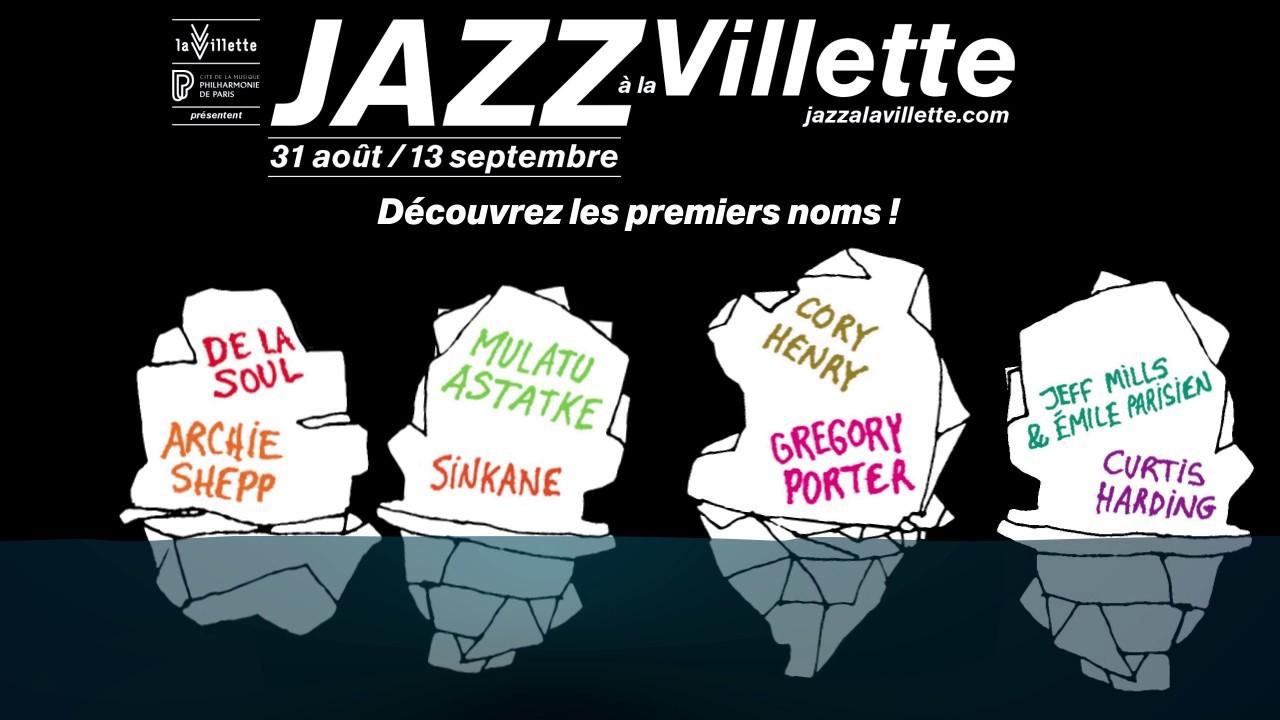 Jazz à la Villette Festival