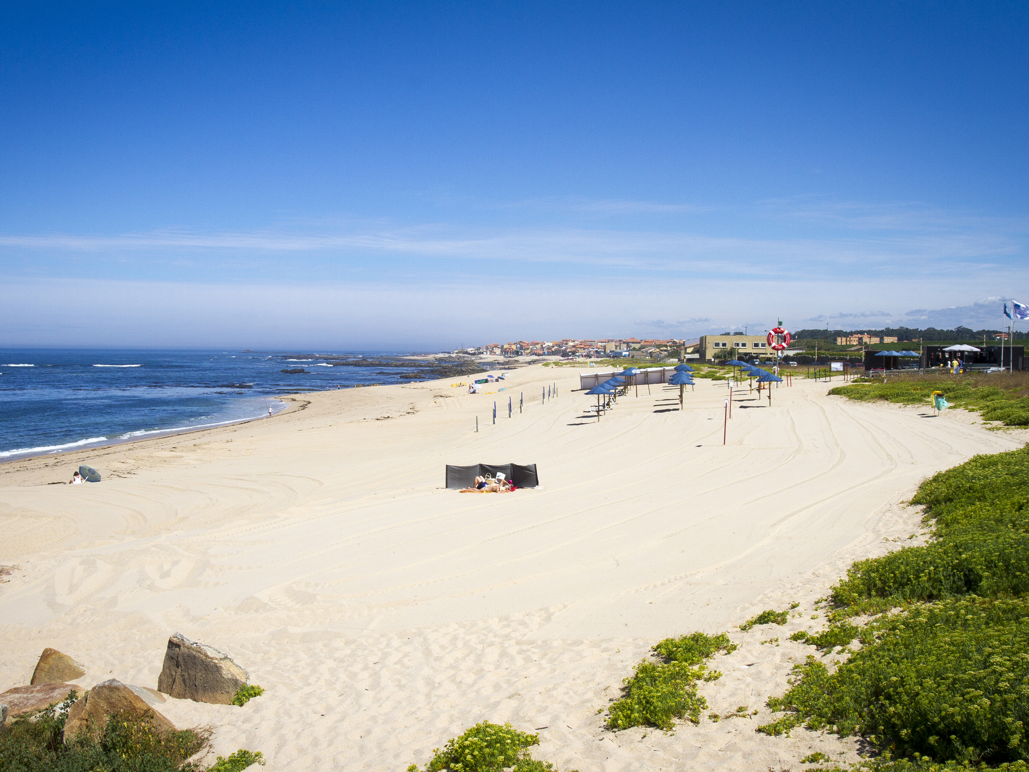 The best beaches near Porto
