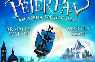 Peter Pan, Wembley Arena