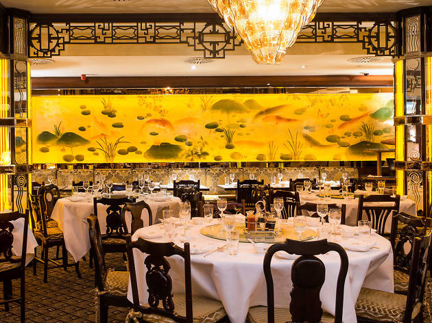 mayfair's best restaurants, china tang