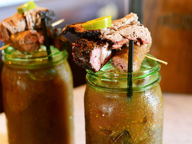 Check out the 10 best Bloody Marys in Austin