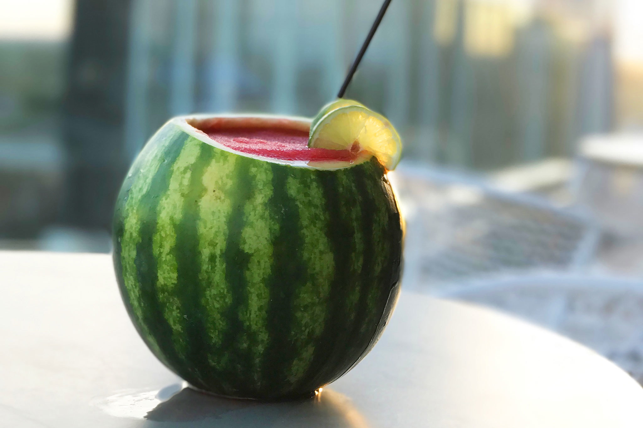 La Sandia at Azul Rooftop Bar + Lounge