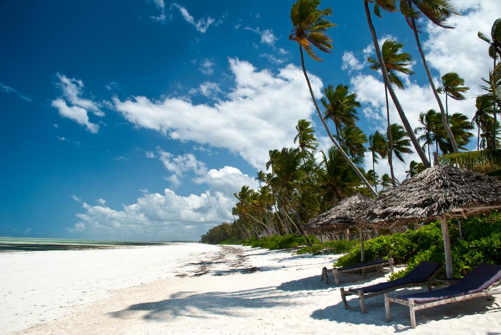 Matemwe Beach - Zanzíbar (Tanzània)