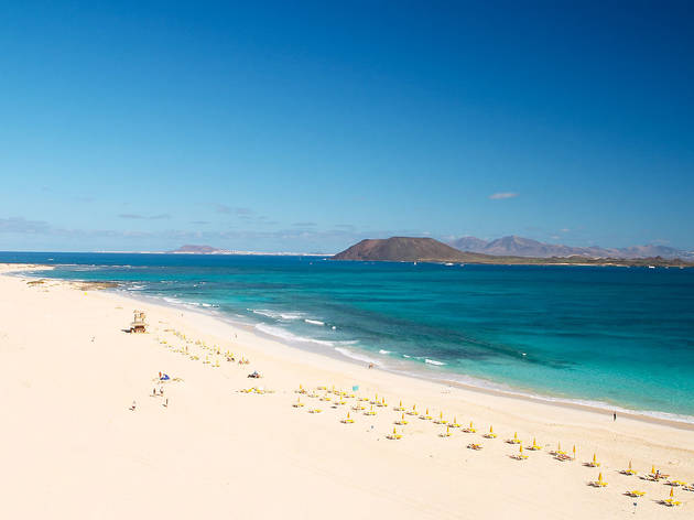 Playa de Corralejo - Fuerteventura