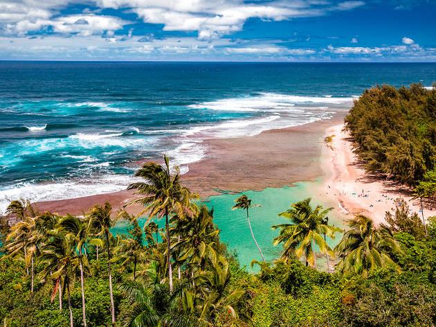 Ke'e Beach -  Hawai