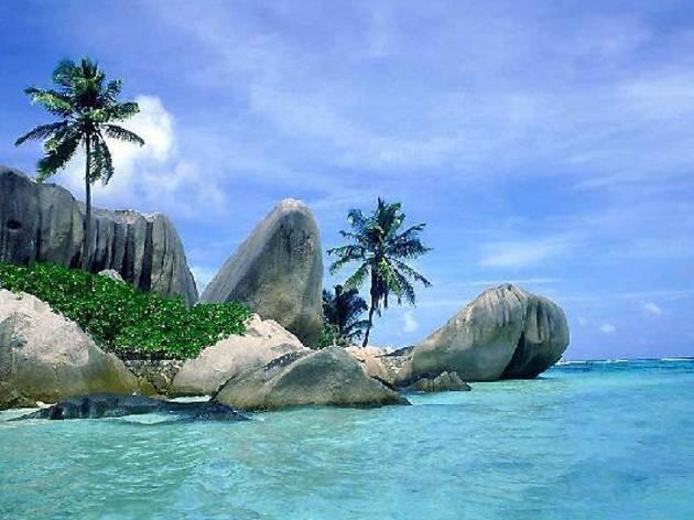 La Digue - Seychelles