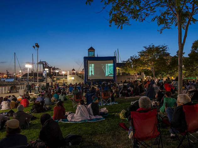 movies in Jack London Square