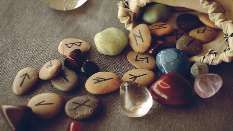 Magia con runas