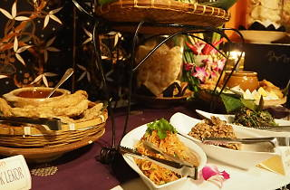 Bijan Restaurant Ramadhan buffet