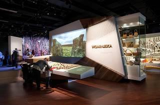 Melbourne Museum Bunjilaka Exhibition