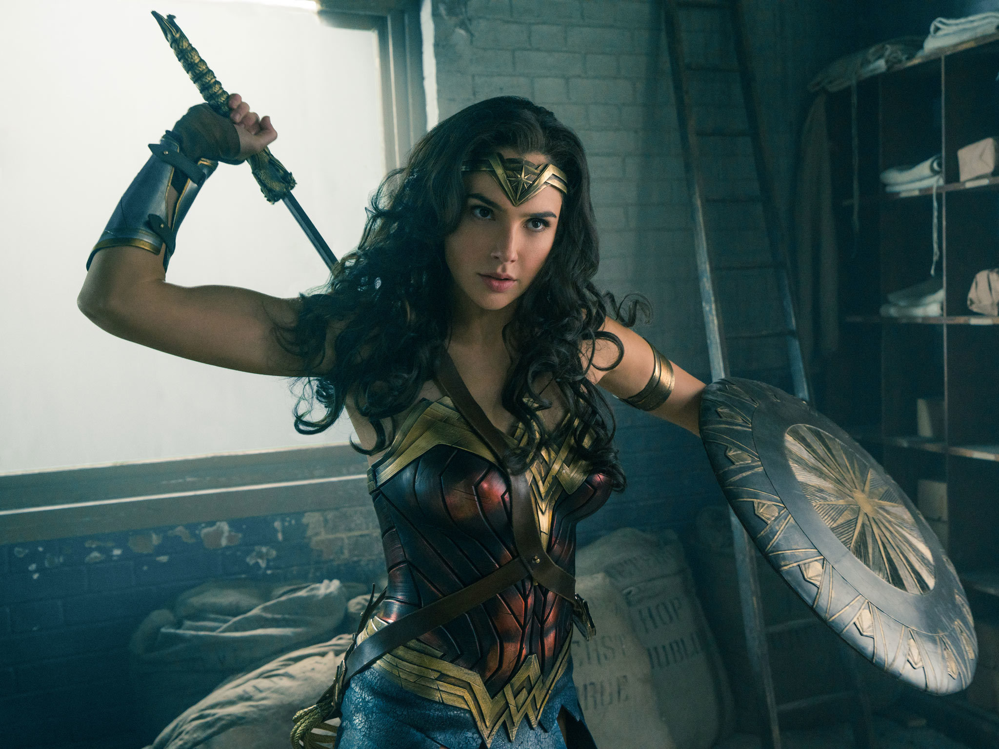 Wonder Woman director Patty Jenkins on superheroes and sexism