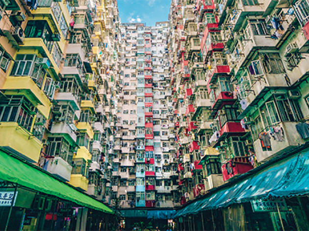 Coolest hidden alleyways in Hong Kong
