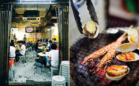 Hung Fook Seafood Hot Pot