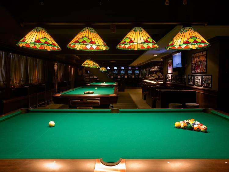 Joe's Billiards (TST)