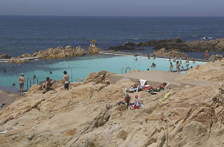 piscina das marés