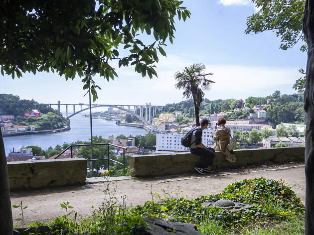 Parks and gardens in Porto