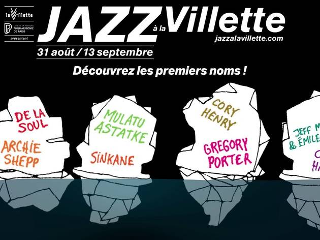 Get groovy at Jazz à la Villette festival 2017