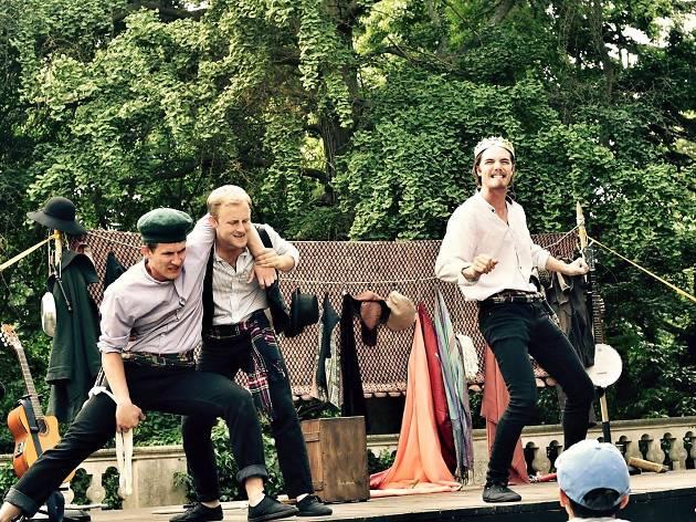 Shakespeare in the Garden: Twelfth Night