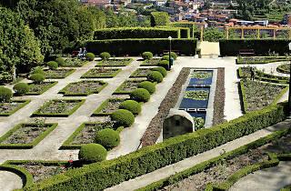 jardim palácio de cristal