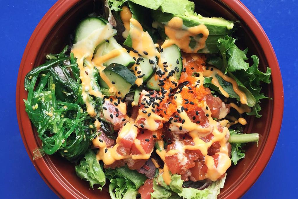 The best poke bowls in San Francisco