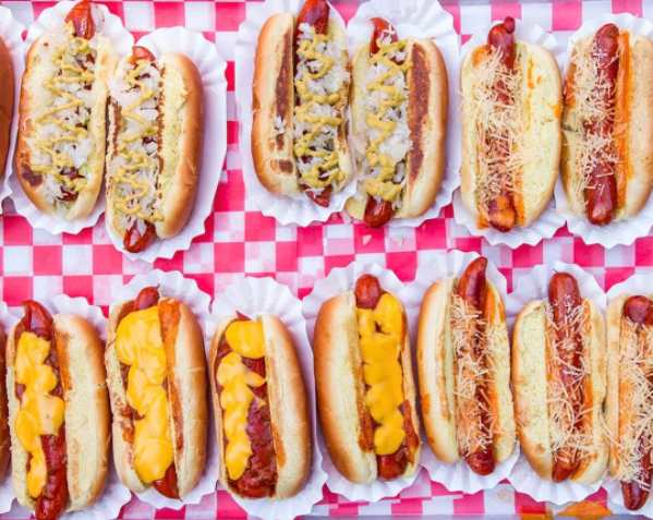 Get a classic Coney Island hot dog for free on Memorial Day