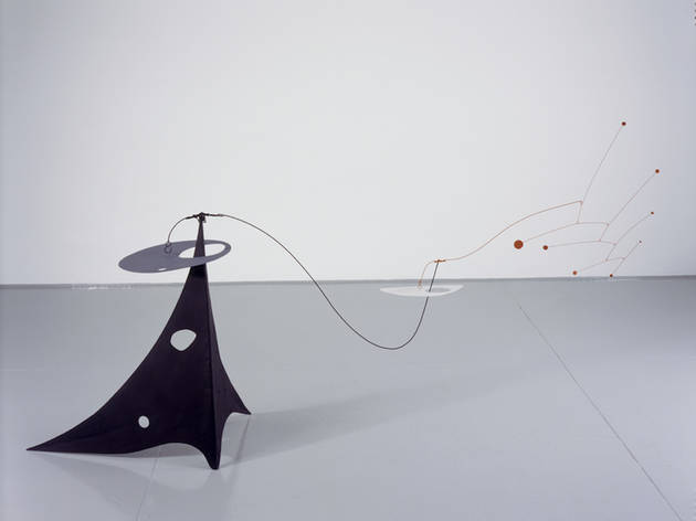 """Calder: Hypermobility"""