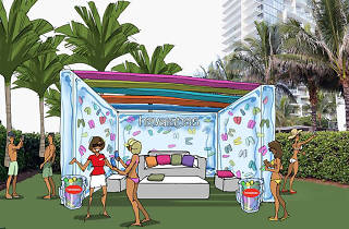Ice Lounge Pop-Up Havaianas