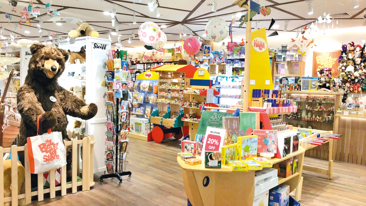 Best shops for kids in Singapore