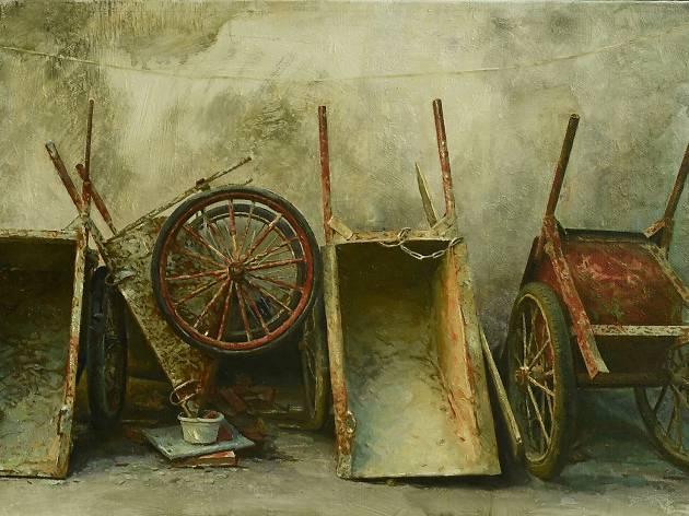 UOB Painting of the Year, Carey Ngai