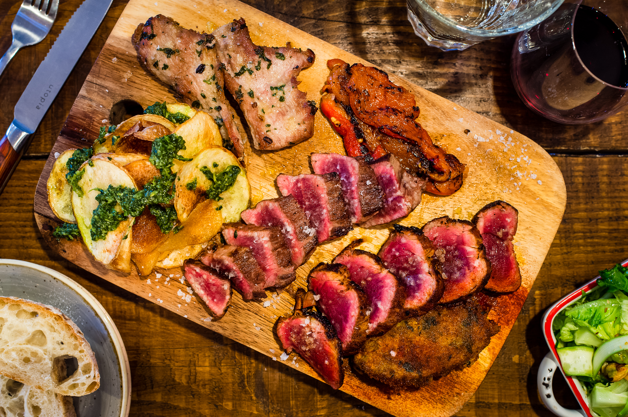 Lobos Meat & Tapas London Bridge