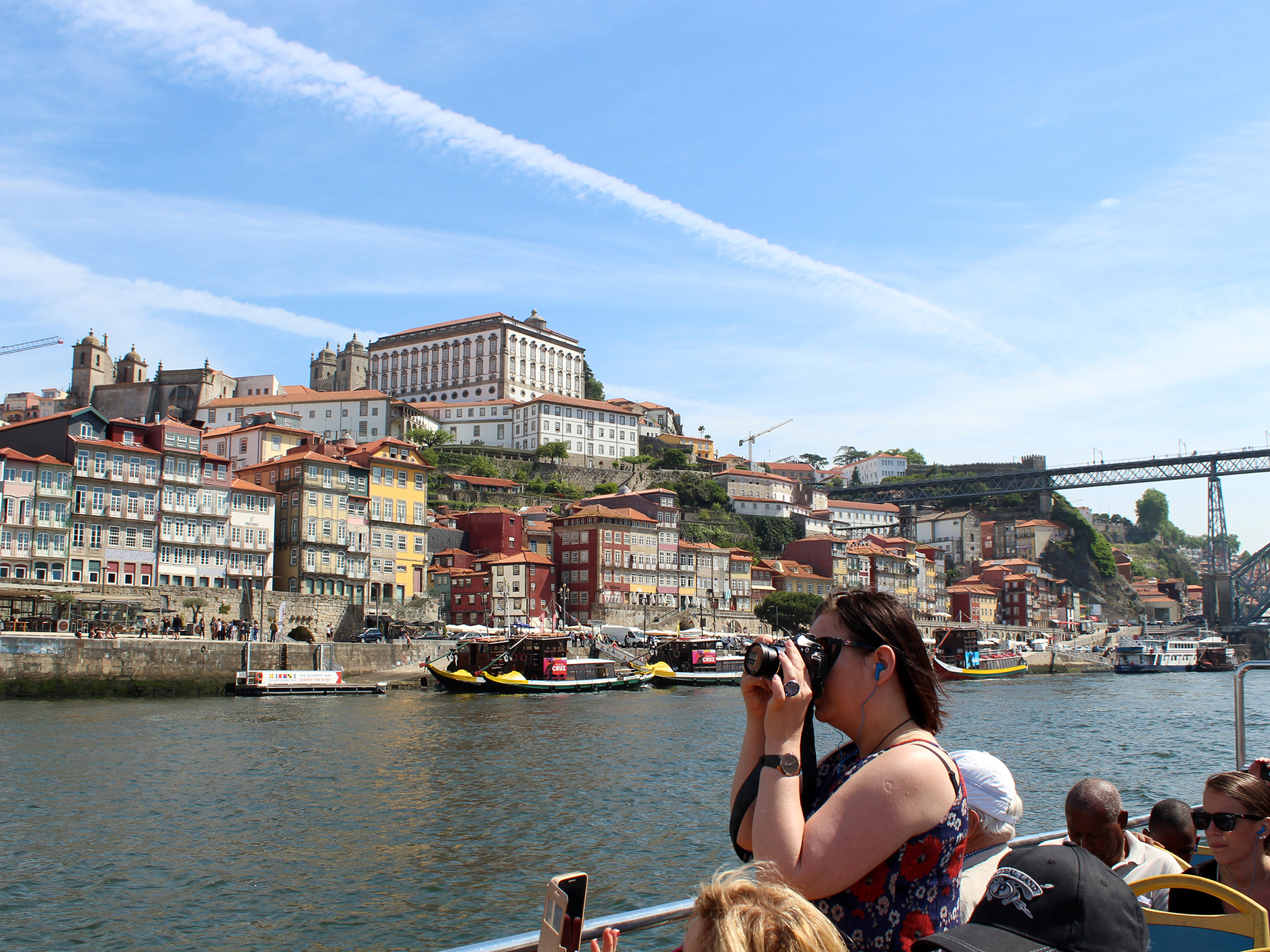 Take a boat trip on the Douro