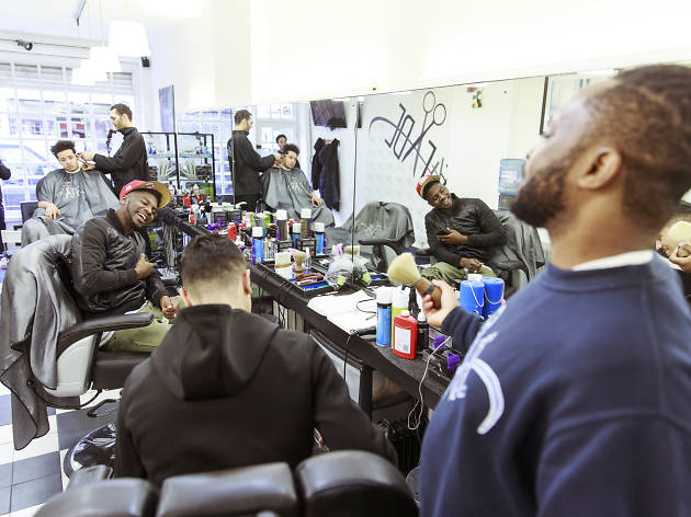 The ten best London barbers for Afro hair