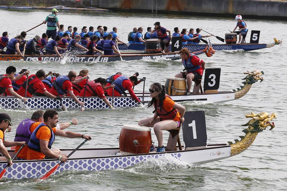 London Hong Kong Dragon Boat Festival | Things to do in London