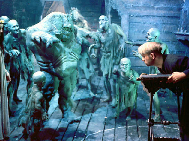 Into the Woods: 'Viy'