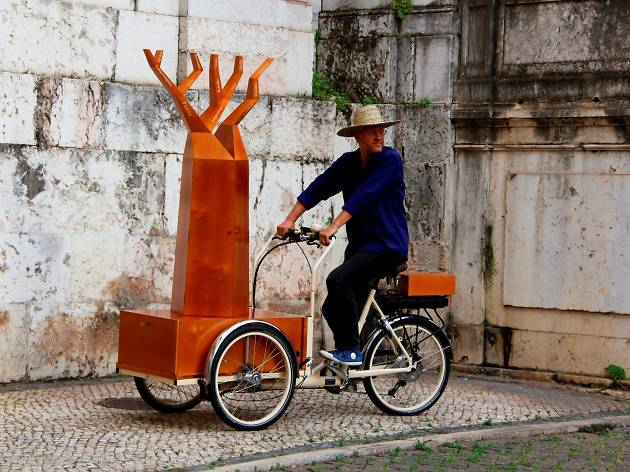 Triciclo de Santo António