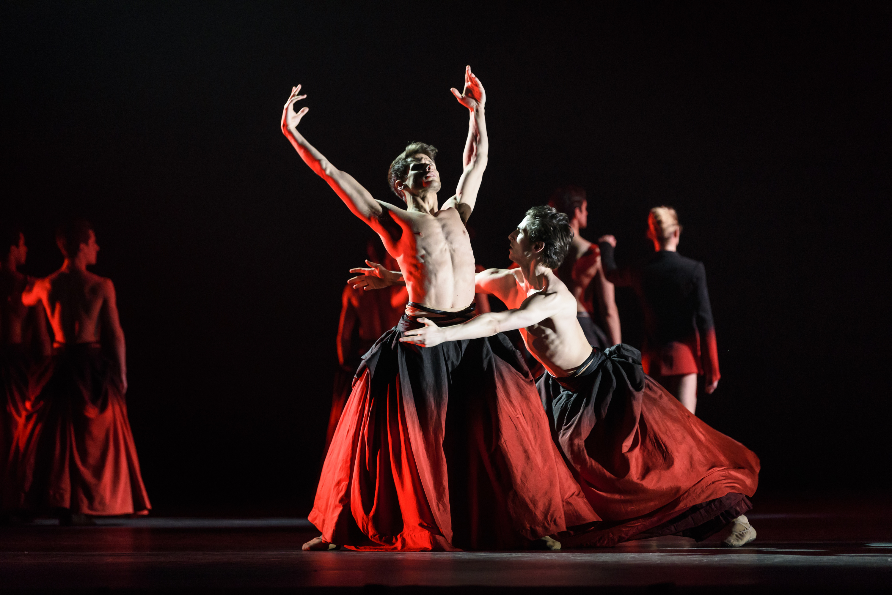 The Royal Ballet:The Vertiginous Thrill of Exactitude / Tarantella / Strapless / Symphonic Dances