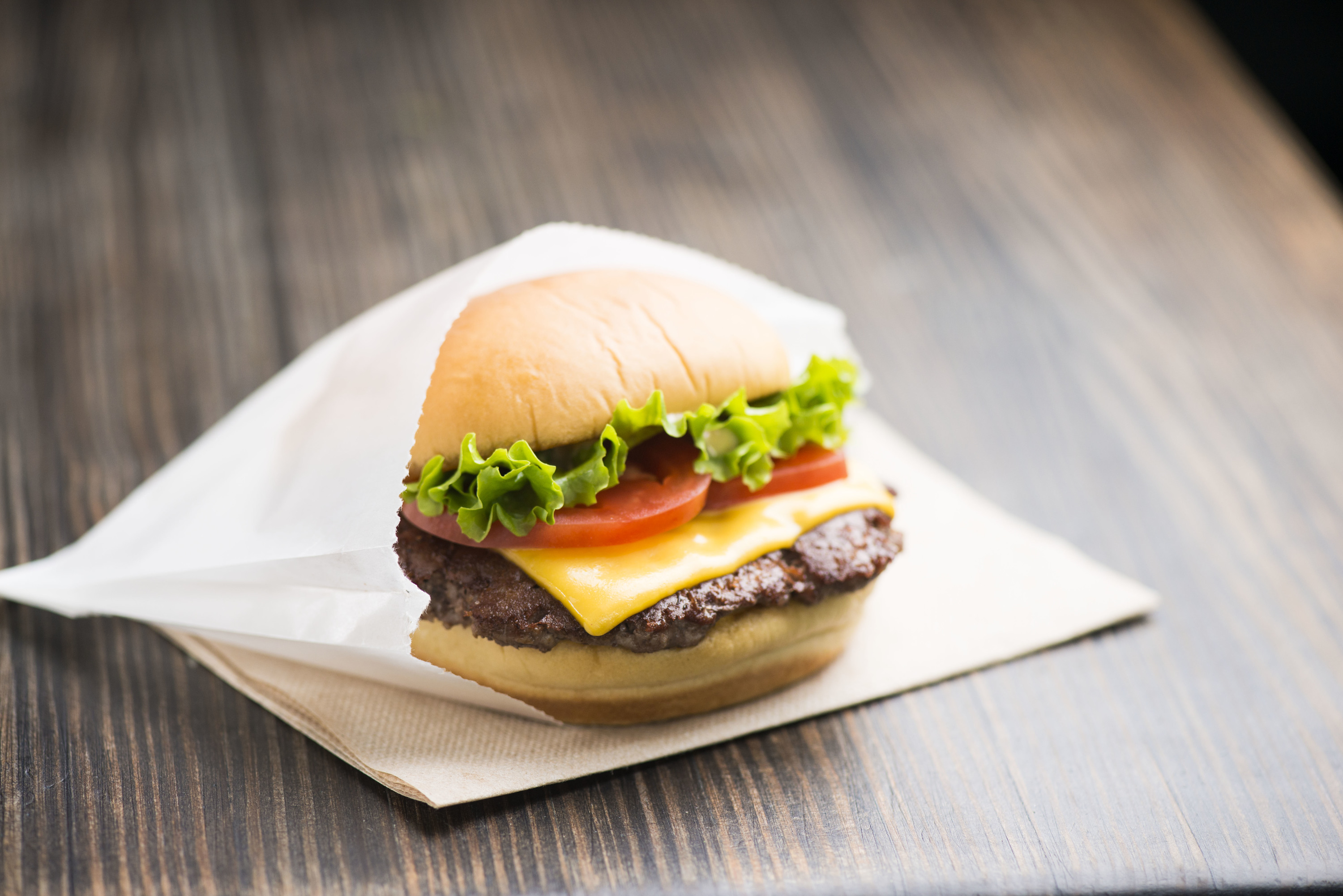 Shake Shack's Fulton Market location opens today
