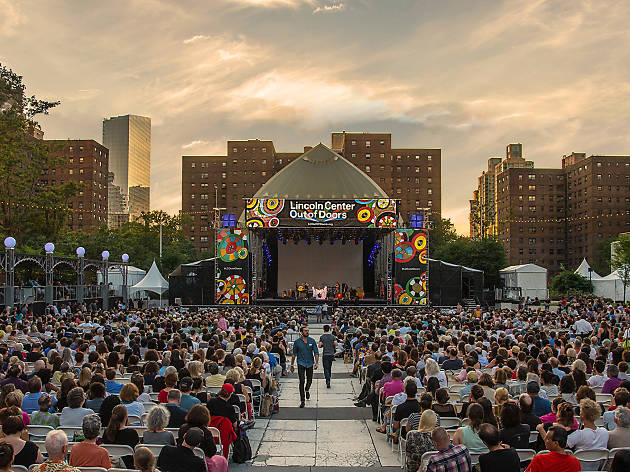 The best acts at Lincoln Center Out of Doors 2017