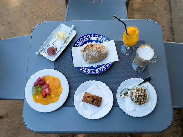 Alibi - Pequeno Almoço