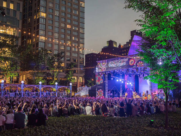 Lincoln Center Out of Doors brings loads of free music to NYC this summer