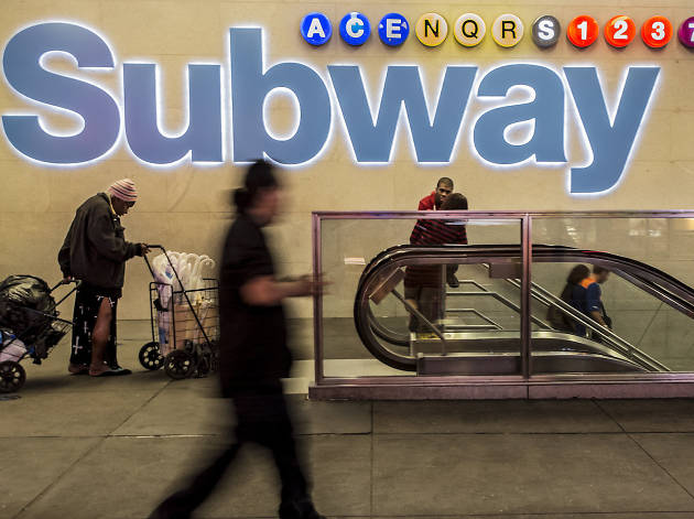Here are the subway service changes to pay attention to this weekend