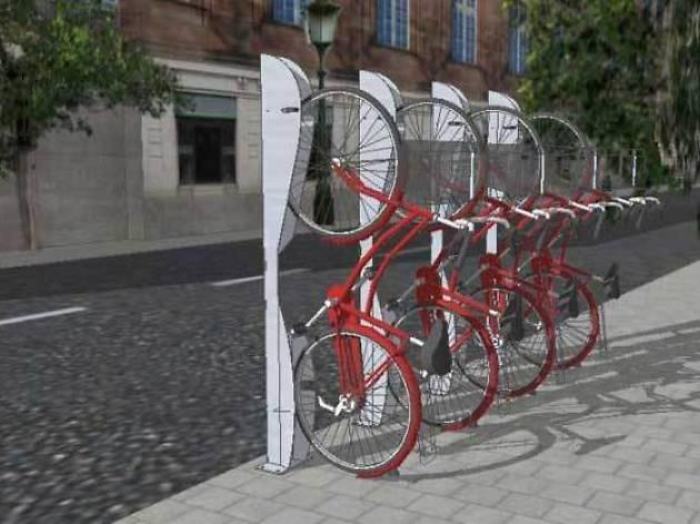 Aparcament segur de bicicletes