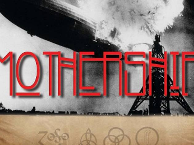 Mothership: A Tribute To Led Zeppelin