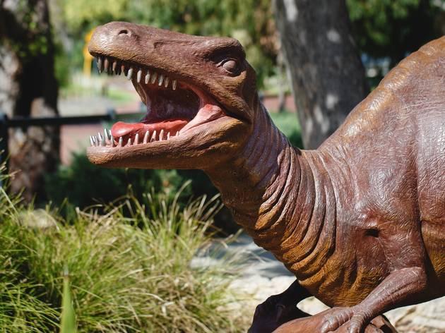 Kingsway Dinosaur Park