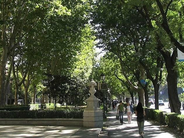 Paseo del Prado