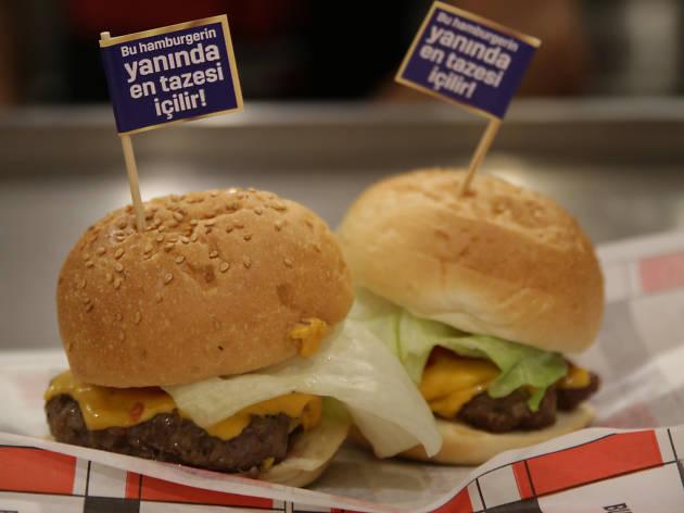 5. Geleneksel Burger Savaşları
