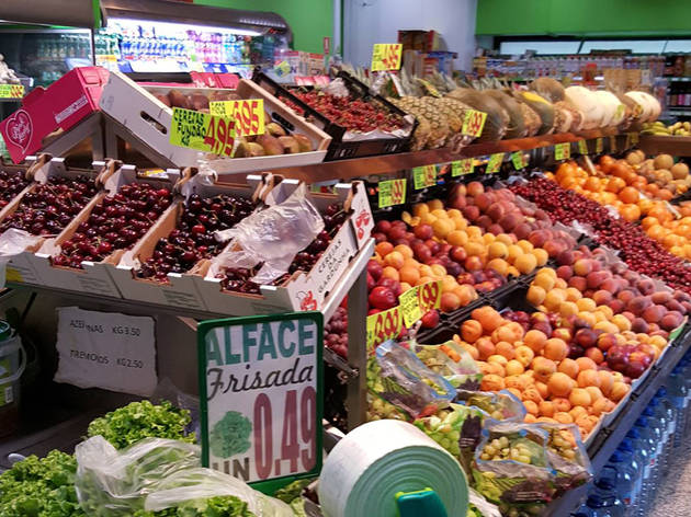 Fruity & Fresh Market