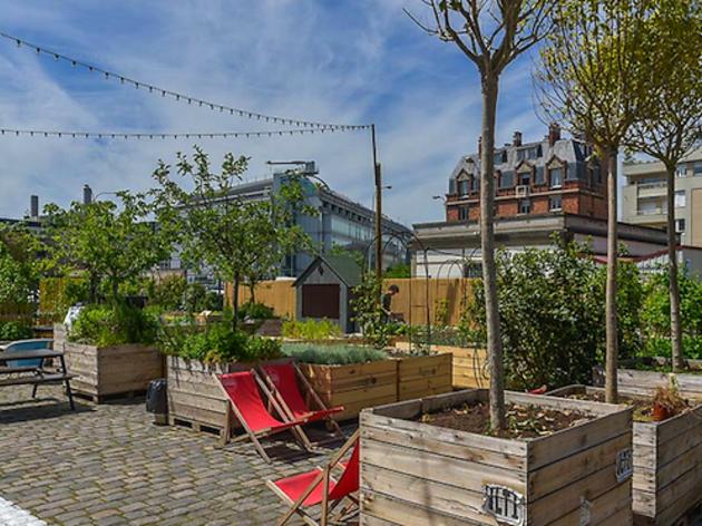 Bar paris les meilleurs bars et pubs parisiens time for Achat appartement lyon terrasse