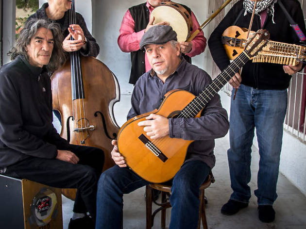 Ciutat Flamenco 2017: Antonia Contreras & Juan Ramón Caro + Josep Aparicio 'Apa'