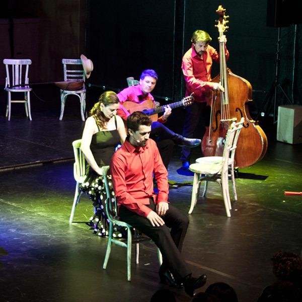 Ciutat Flamenco 2017: Flamenkat